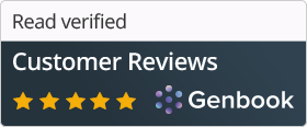 Leave a review on Genbook