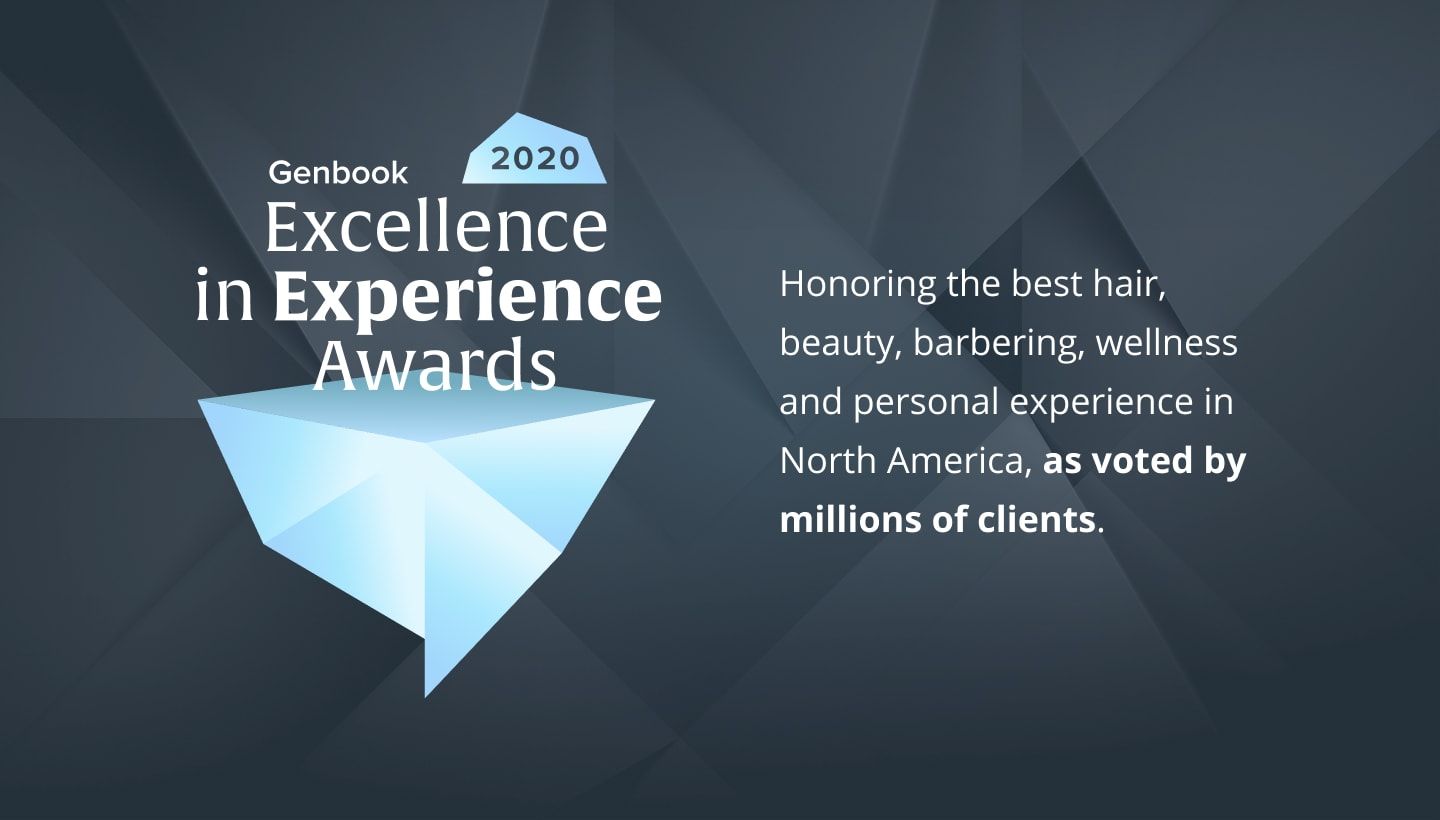 Genbook Announces the Excellence in Experience Awards