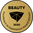 Genbook Excellence in Experience Awards badge - Beauty