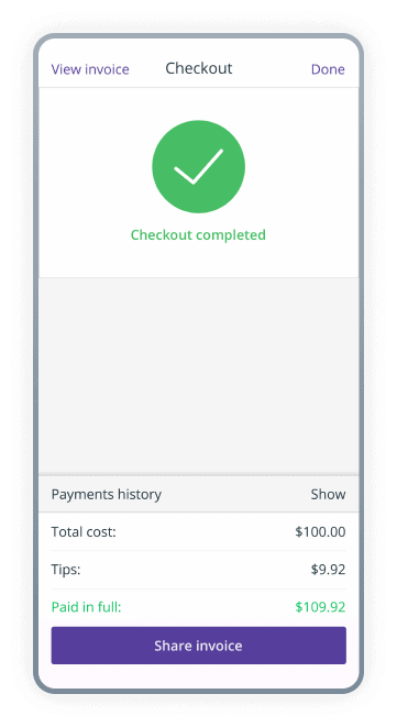 Secure Payments feature